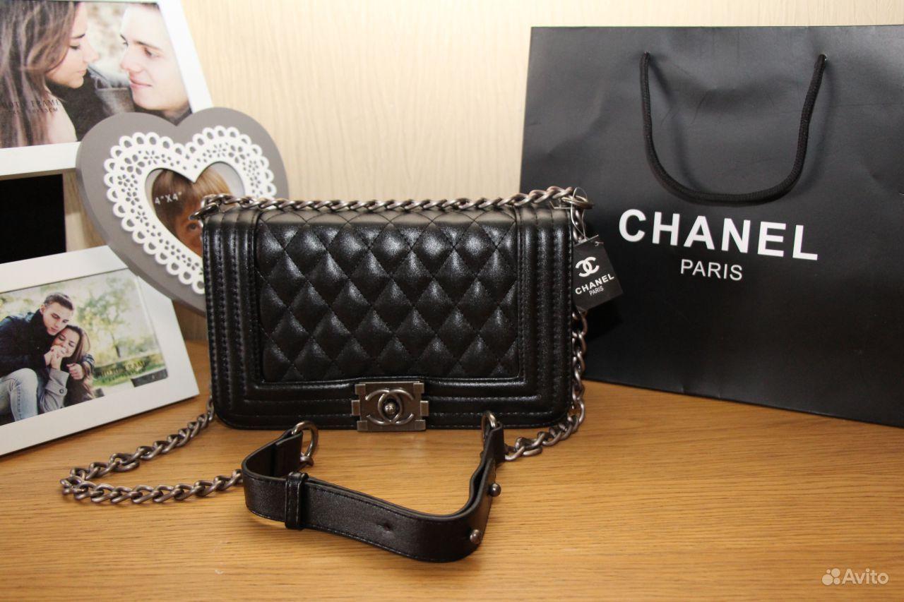 Купить Сумку Chanel Оригинал