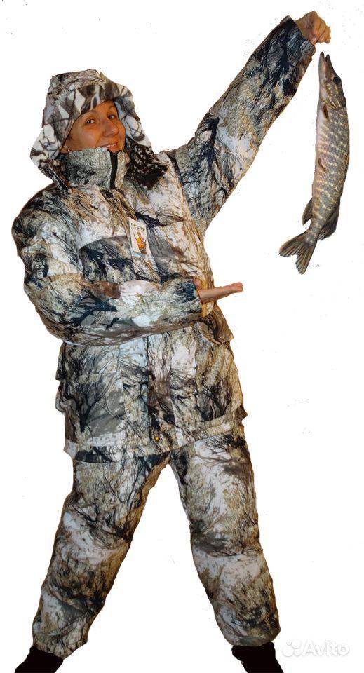 купить рыбацкий костюм через интернет