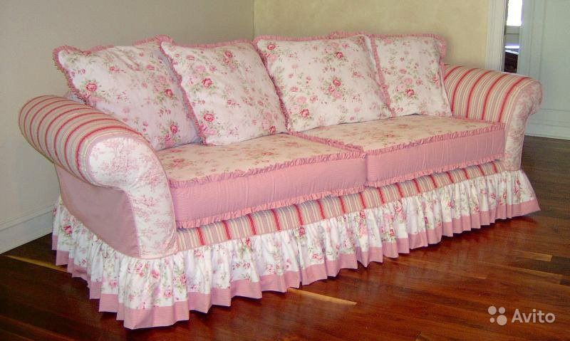 Чехлы для дивана своими руками фото