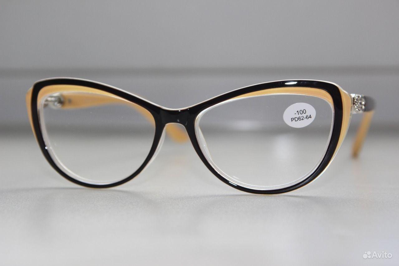 Готовые очки с диоптриями 3 фотография