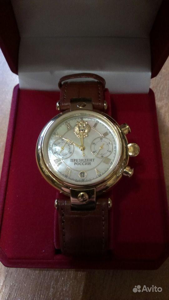 Часы подарок президента 49
