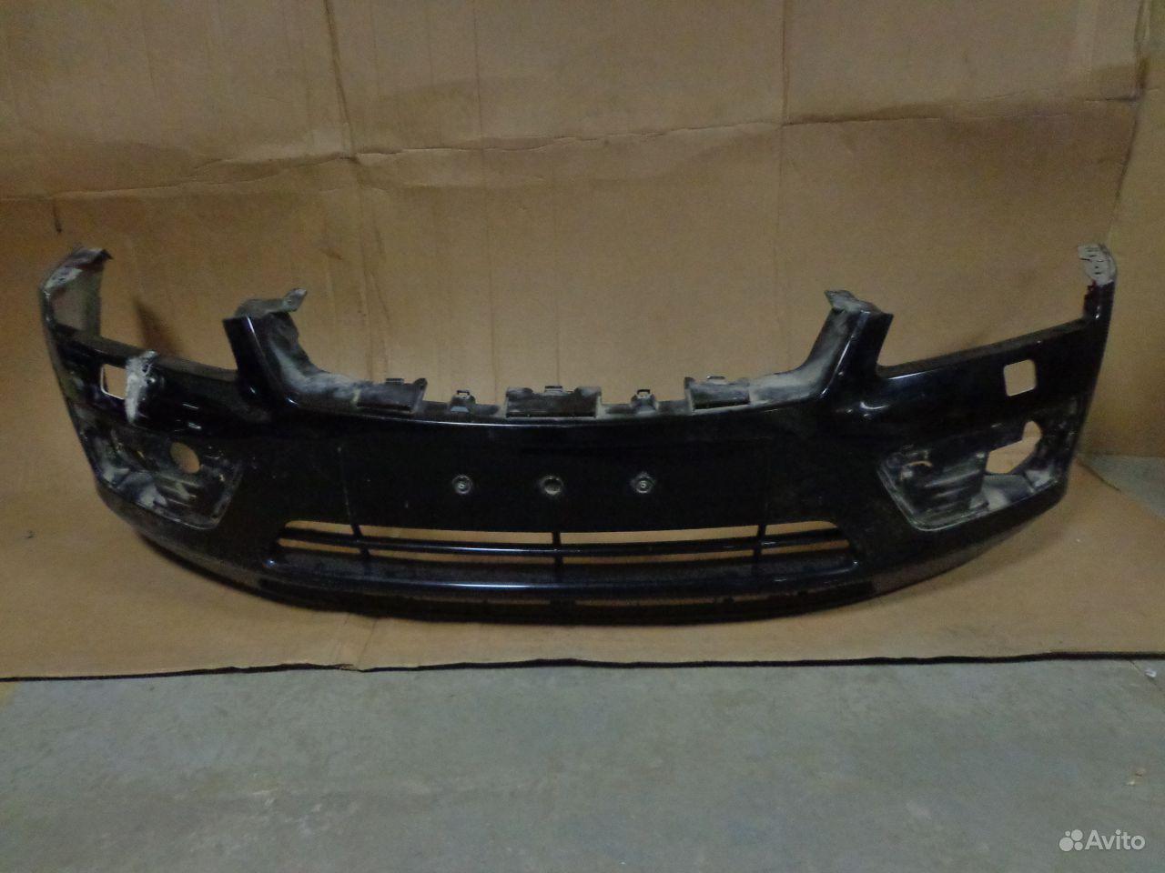 Юбка переднего бампера ford mondeo 3 5 фотография