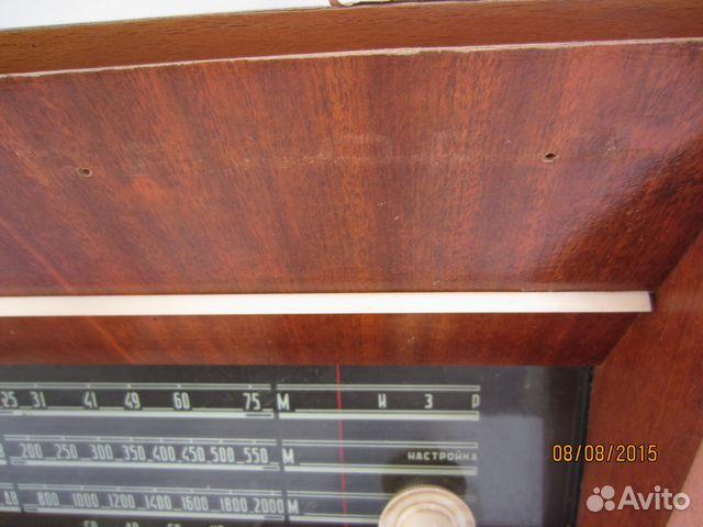 Радиола Рекорд 61 М2 в рабочем