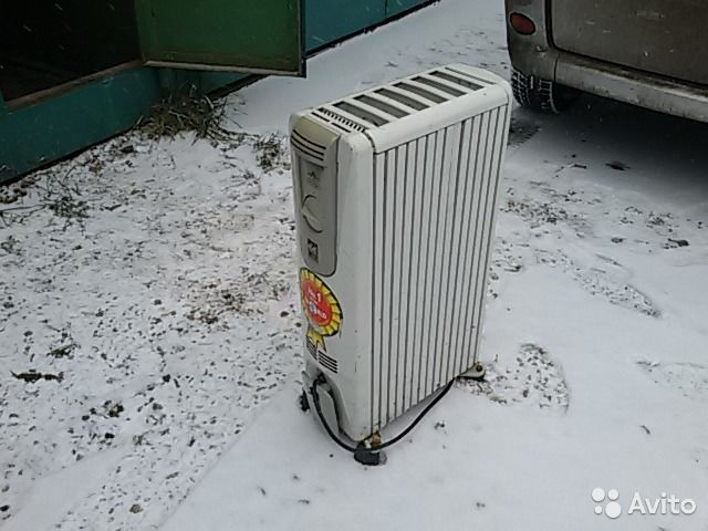 Ремонт электрического масляного радиатора