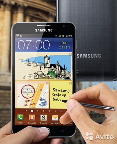 galaxy note 7000 запчасти