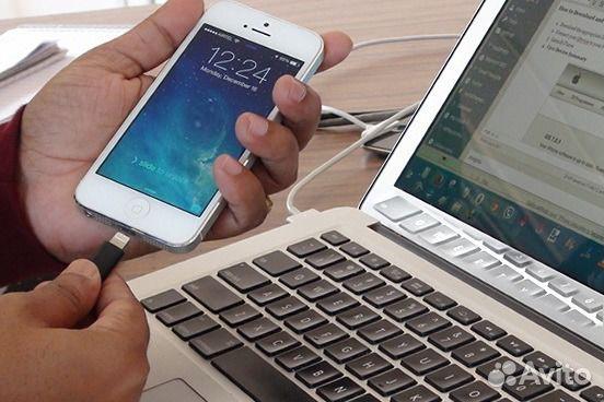 Как связать комп с айфоном