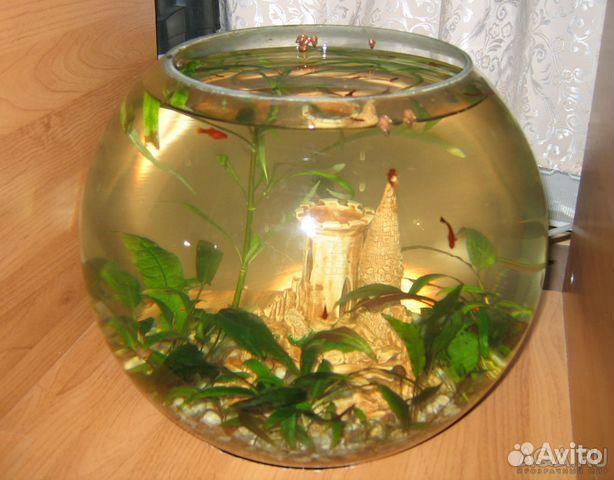 Крышка на круглый аквариум