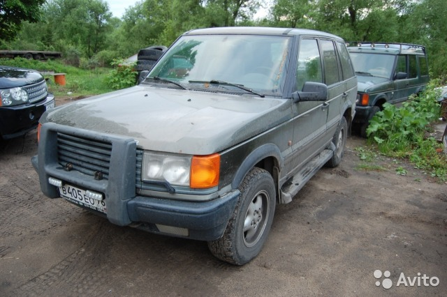 Land rover discovery, 1997 год, 550 000 руб