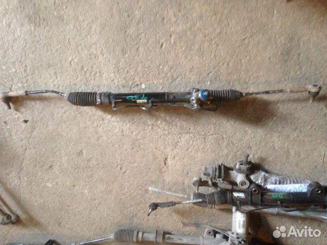 Ниссан икстрейл ремонт рулевой рейки