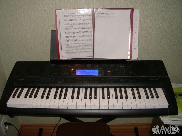 Синтезаторы Casio купить в Казани цена на музыкальные