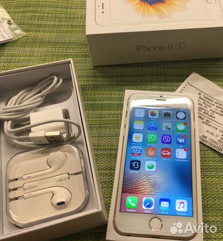 Купить Айфон 6S Дешево Оригинал