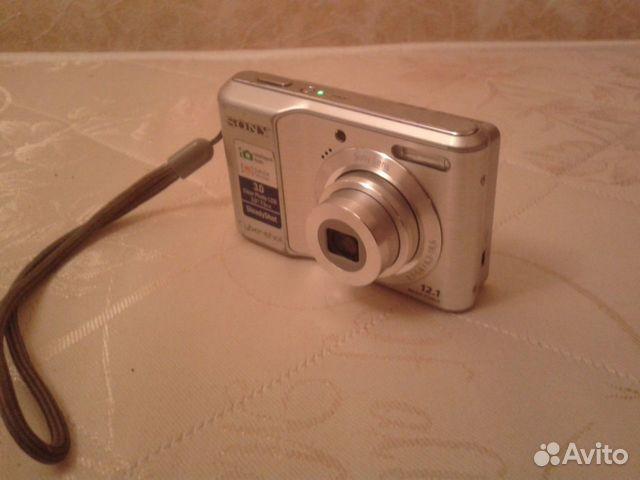 Купить цифровой фотоаппарат Sony Cyber-Shot DSC-S2100 (оранжевый): цена компактной фотокамеры Сони Cyber-Shot DSC-S2100 в каталоге цифровиков интернет