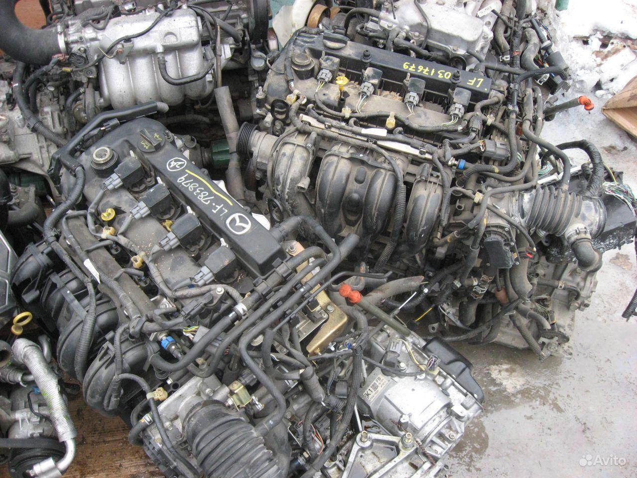 Фото двигателя мазда 3