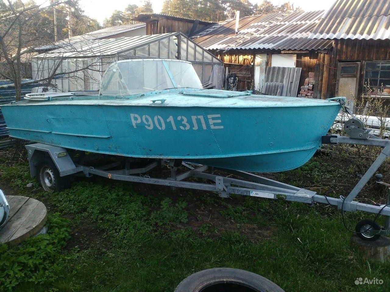 авито питер бу лодки продажа