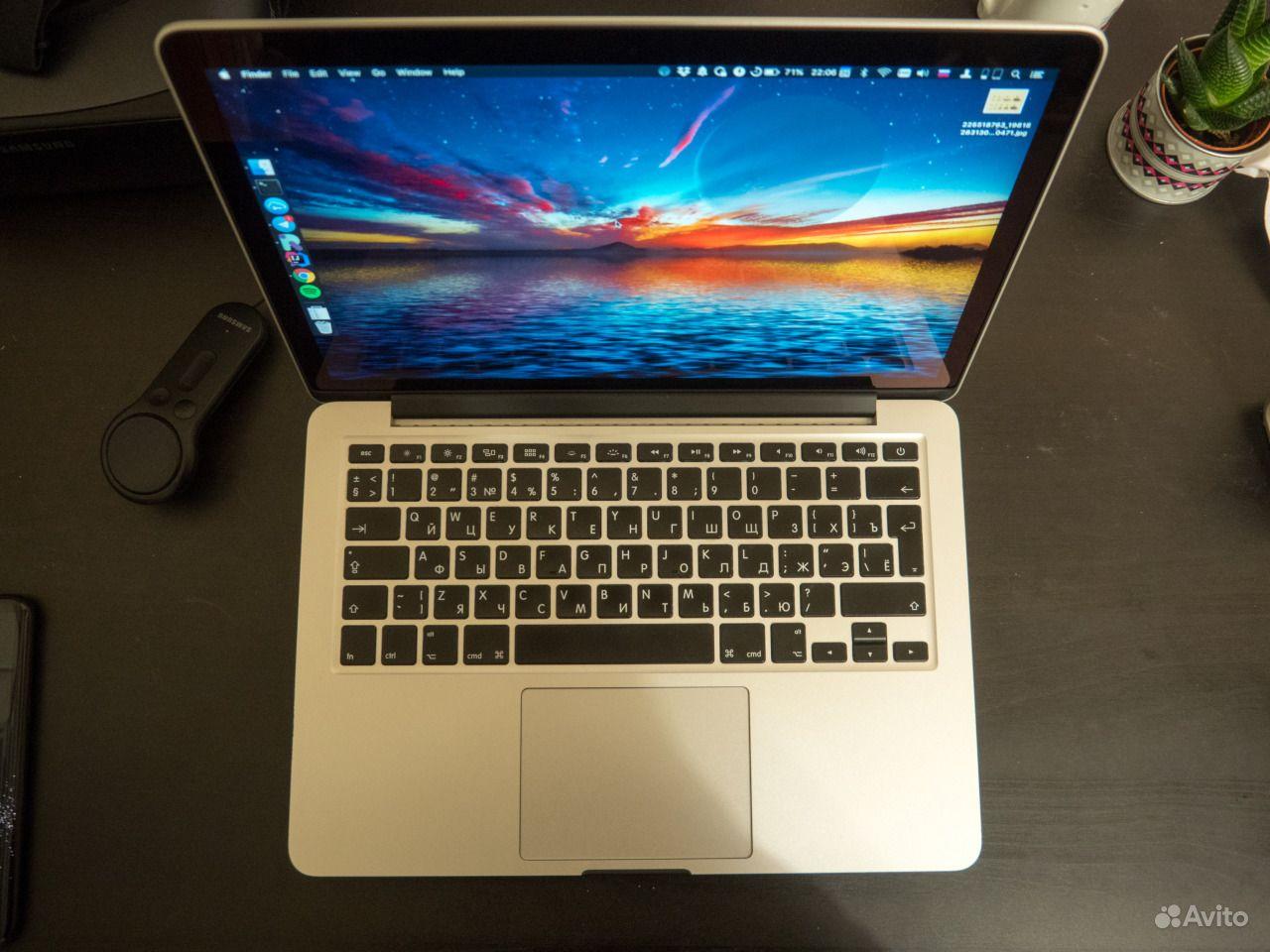 Apple MacBook Pro 13 2015 i5 2.9 / 8 / 512 MF