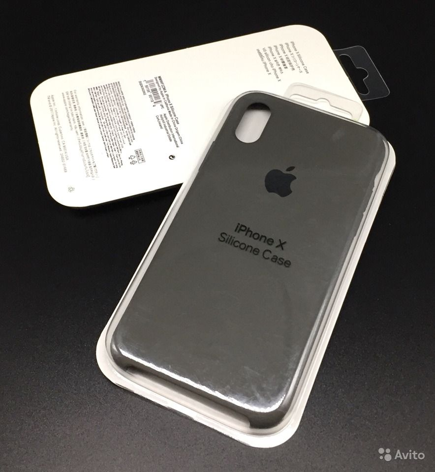 best service fa2dc 67570 iPhone 10 X Apple Silicone Case Dark Olive Оливк Х