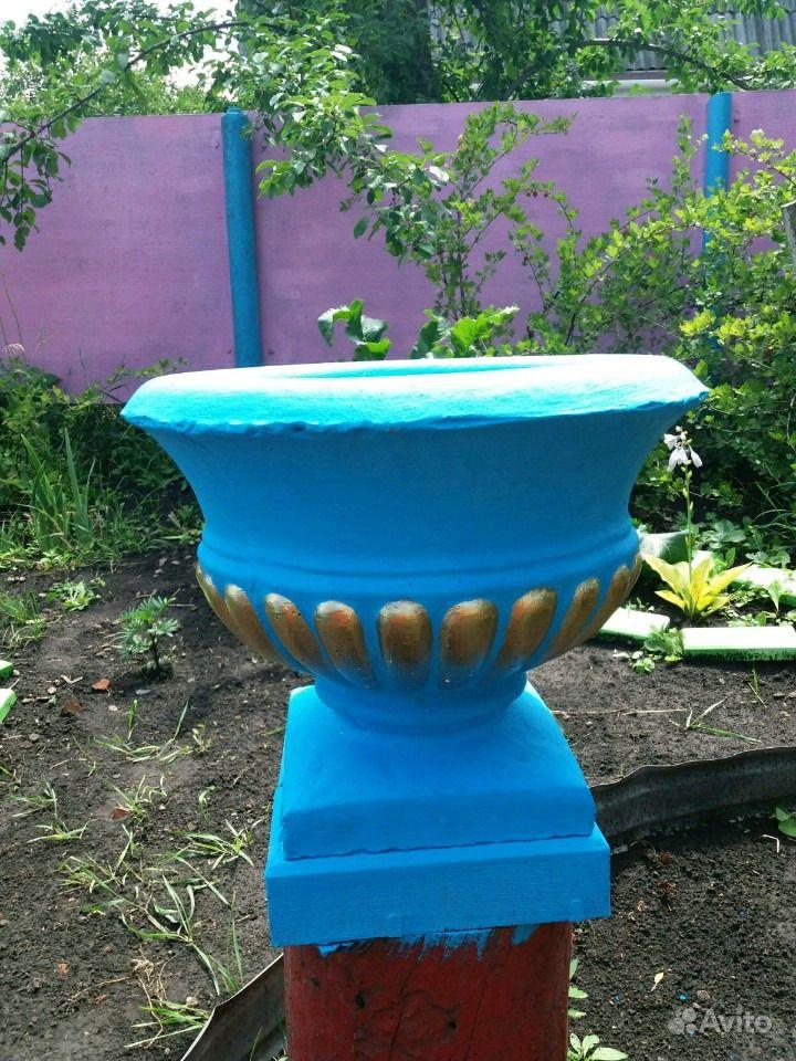 Вазон для цветов купить на Зозу.ру - фотография № 2