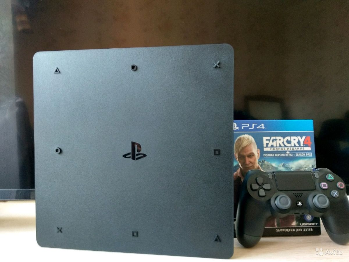 Sony ps 4 slim