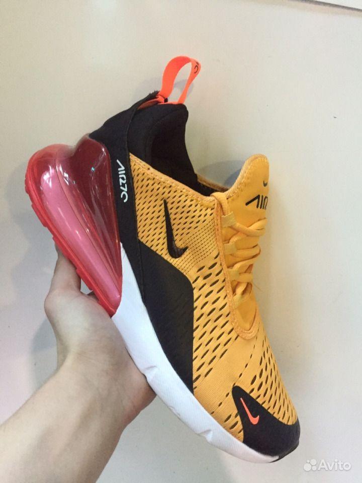 166d3e6e3bd2 Кроссовки Nike AirMax 270 Orange   Festima.Ru - Мониторинг объявлений