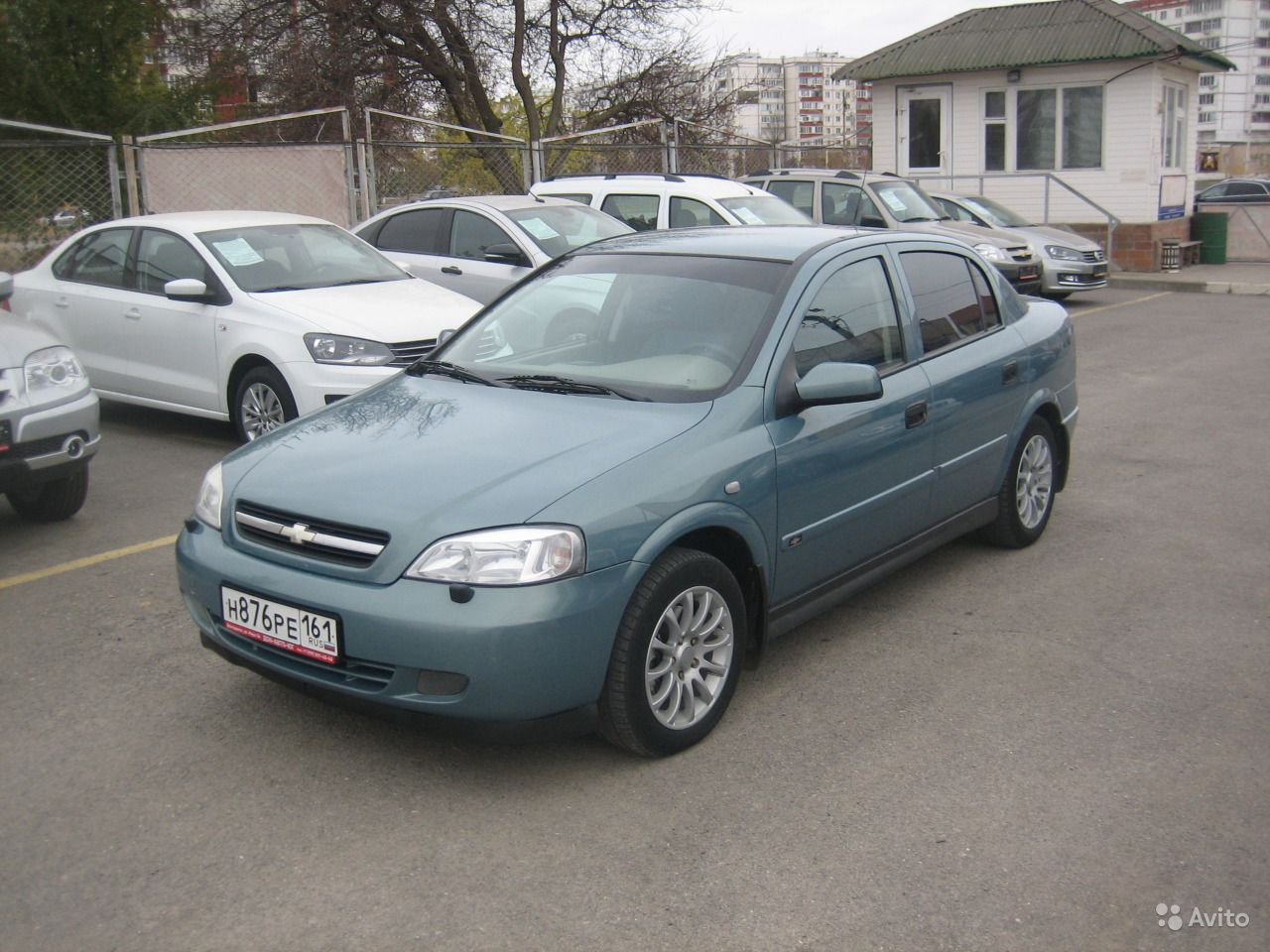 Chevrolet Viva, 2006