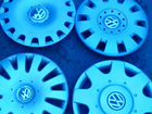 Колпаки R-16 Фольцваген+ диски