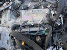 В двигатель сборе на Toyota 2ZR-FE 1.8 литра