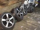 Колеса r18, диски в сборе r18, w219 w209 Mercedes