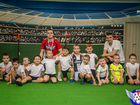 Футбольная Детская Школа Витязь Бизнес