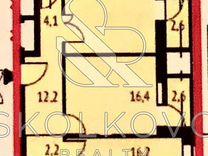 3-к. квартира, 81 м², 18/21 эт.