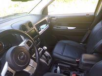 Jeep Compass 2.4AT, 2014, 98000км