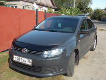 Volkswagen Polo, 2014 г., Воронеж