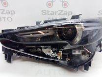 Фара левая Mazda CX5 2 Led kb8p51040