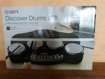 ION Discover drums USB