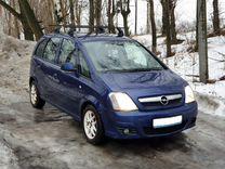 Opel Meriva, 2007 г., Санкт-Петербург