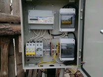 Электрика в коттедже иваново