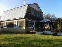 Дом 186 м² на участке 8.3 сот.