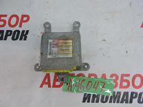 Блок управления AIR BAG Subaru Forester (S12) 2008 — Запчасти и аксессуары в Тюмени