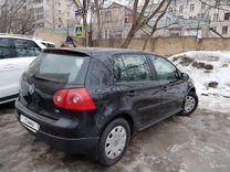 Volkswagen Golf, 2007 — Автомобили в Магнитогорске