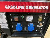 Бензиновый генератор unitedpower GG2700 (2кВт)(14)