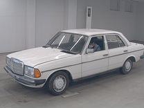 Запчасти на Mercedes-benz W123 300 D