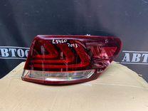 Фонарь правый Lexus LS460 LS600 2013