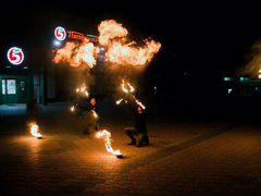 Огненное шоу фаер шоу артисты
