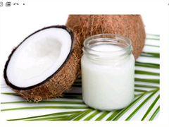 Кокосовое масло екстра верджин холодного отжима