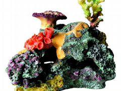 Кораллы, гроты, камни для аквариума
