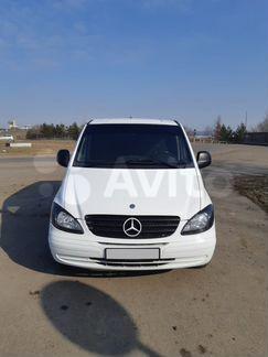 Mercedes-Benz Vito 2.1МТ, 2004, минивэн объявление продам