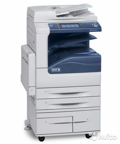Мфу Xerox WorkCentre 5300 серии (дост. в 6 вар.)— фотография №1