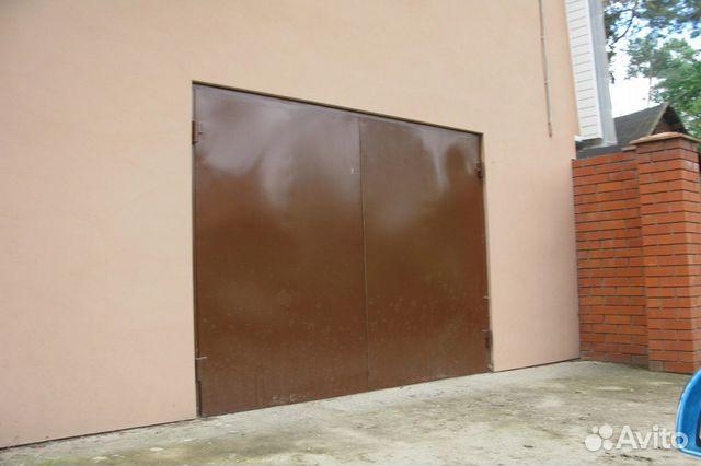 гаражные ворота в волгограде цена