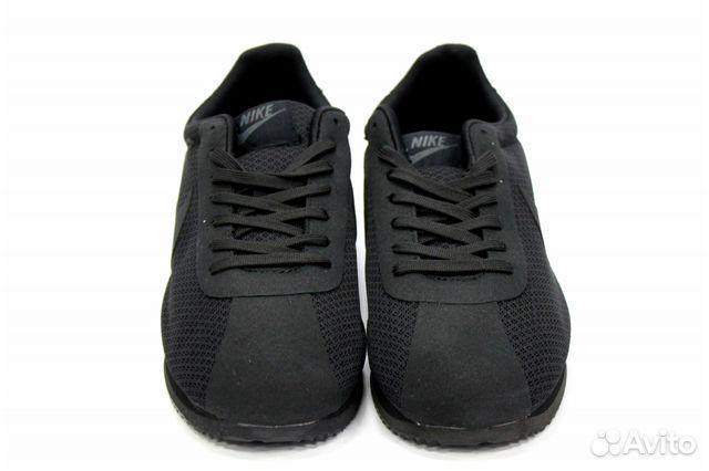 Nike Cortez Full Black