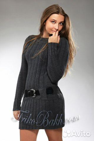 новая туника украинского бренда TrikoBakh! цвет серый. Цена 1200 руб.  89278855364 Светлана 65132a032d6
