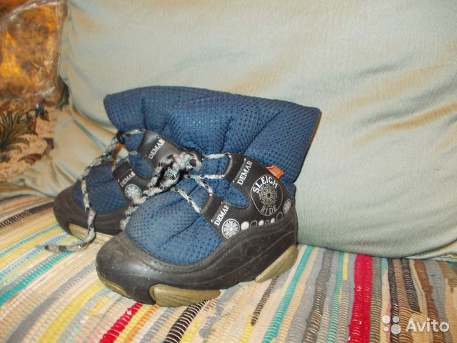 Купить детскую зимнюю обувь Самара
